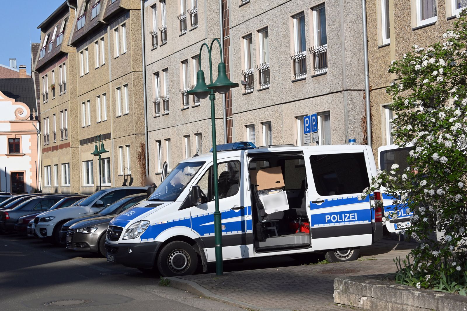 Razzia gegen Rechtsextreme - Cottbus