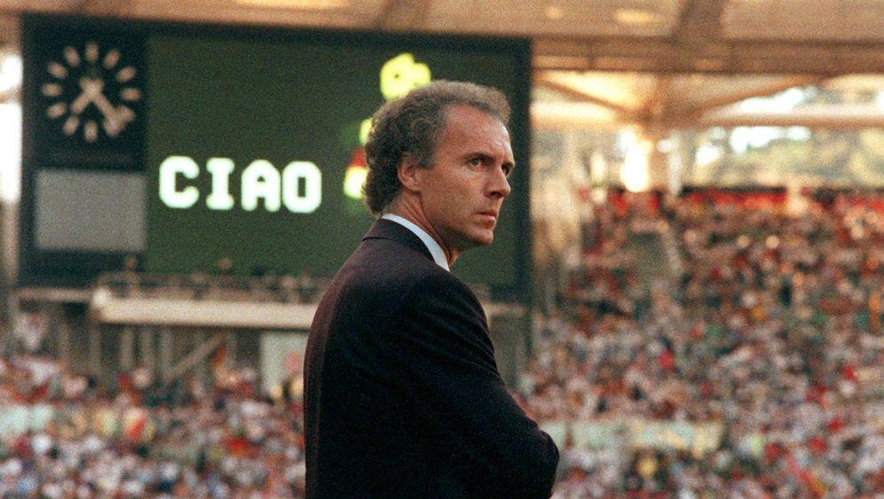 WM-Finale 1990: Brehme trifft, Deutschland jubelt