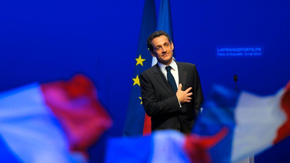 Sarkozy-Comeback: Monsieur Blingbling drängt zurück ins Rampenlicht