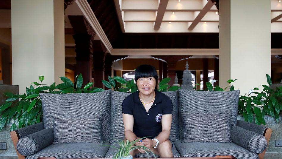 Extremalpinistin Tsang im Hotel in Kathmandu: »Es gibt keinen Weg zurück«