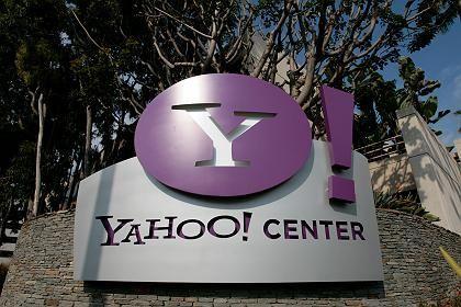 Yahoo in Santa Monica: Dank des Übernahmeangebots von Microsoft legte der Nikkei um 2,7 Prozent zu.