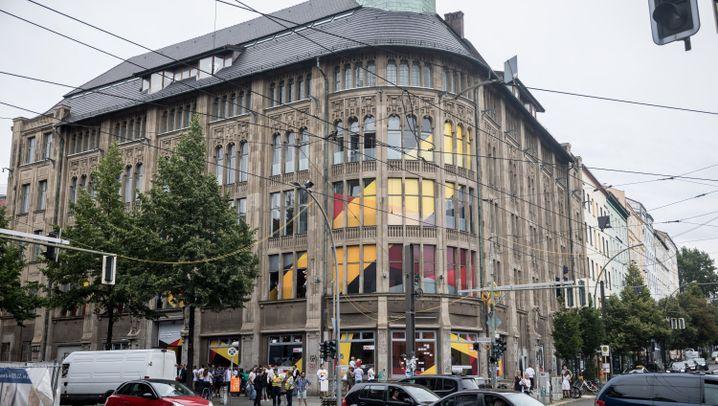 Kaufhaus Jandorf: Ba-Damm-Ba-Damm der Lautsprecher