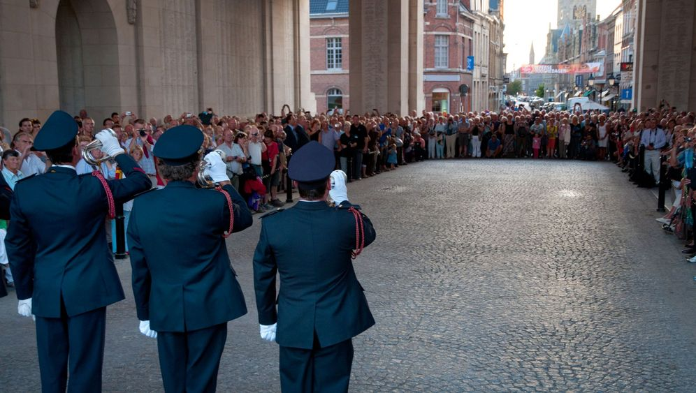 Photo Gallery: Europe Prepares for 100th Anniversary of WWI