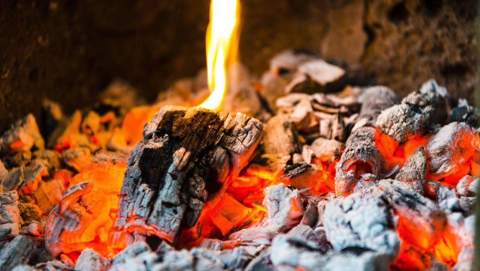 Glut: Hier entsteht Kohlenmonoxid