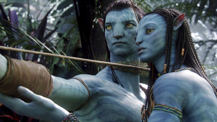 "Szene aus ""Avatar"": ""Paranoia kann sehr gesund sein"""