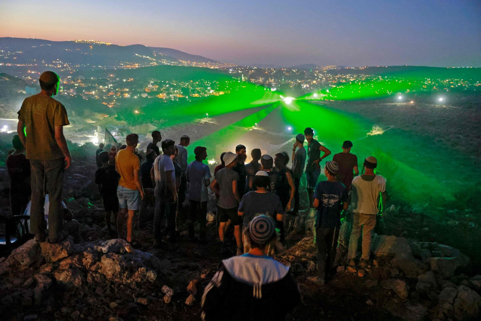 TOPSHOT-PALESTINIAN-ISRAEL-CONFLICT-SETTLEMENTS