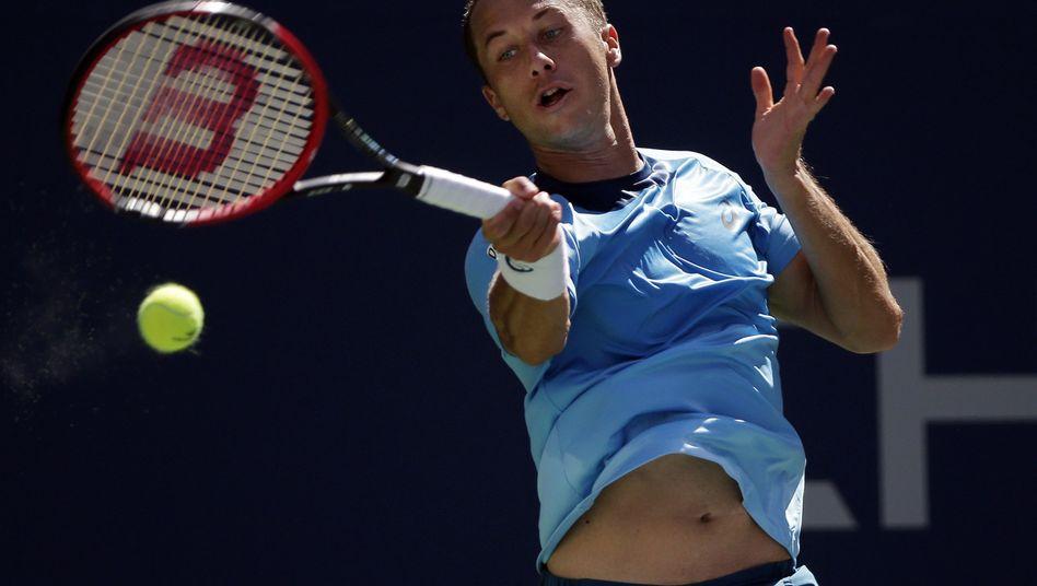 Tennisprofi Kohlschreiber/Archivbild: Holte den ersten Punkt fürs deutsche Davis-Cup-Team