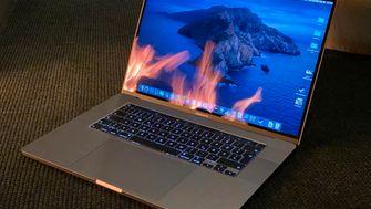 Eine Nacht mit dem neuen MacBook Pro
