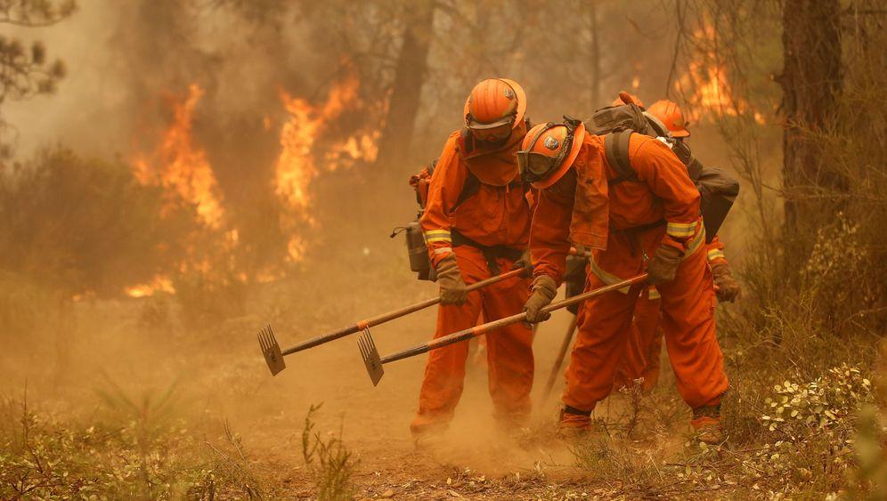 """Kalifornien: Warten auf den """"Godzilla-El-Niño"""""""
