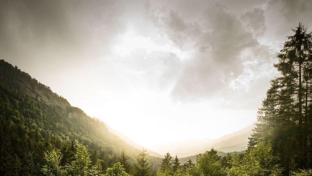 Kraftplätze in Tirol: Erleuchtung nicht garantiert