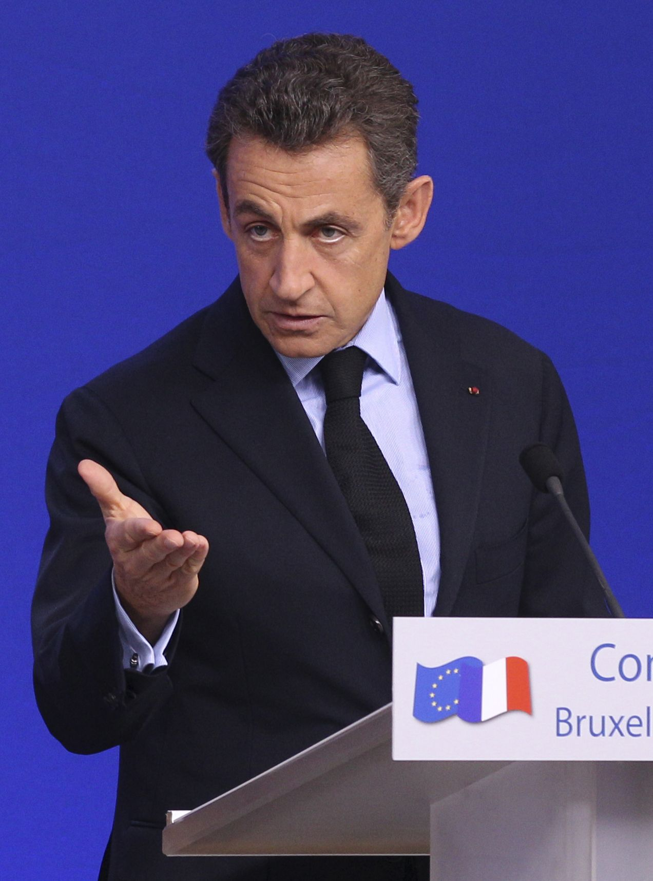 NICHT VERWENDEN Nicolas Sarkozy