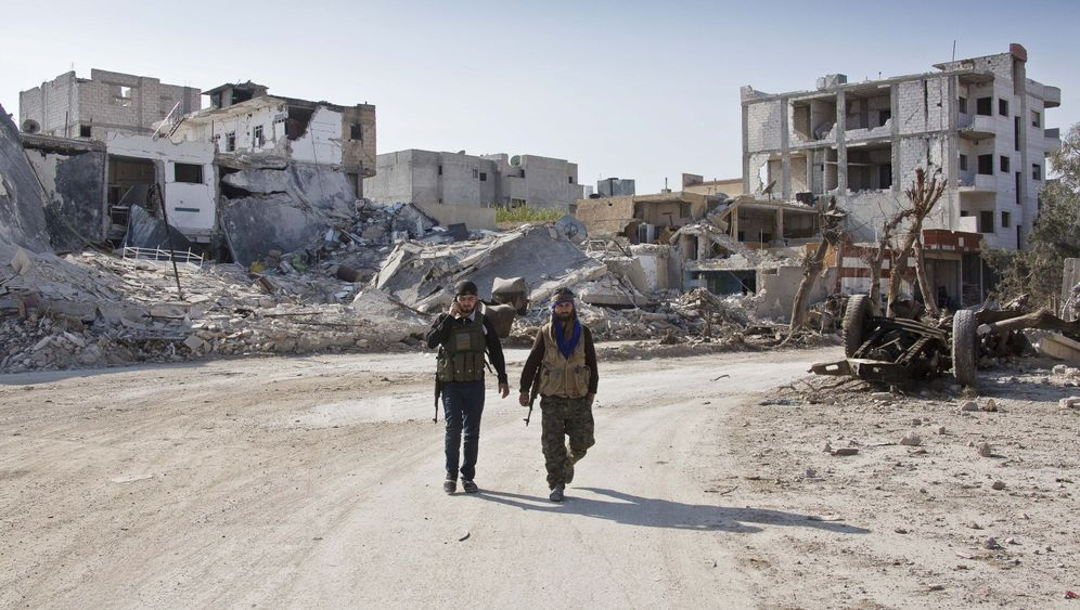 Fotostrecke: Krieg gegen die Dschihadisten