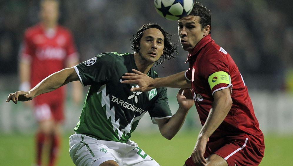 Champions League: Werder vor dem Knock-Out