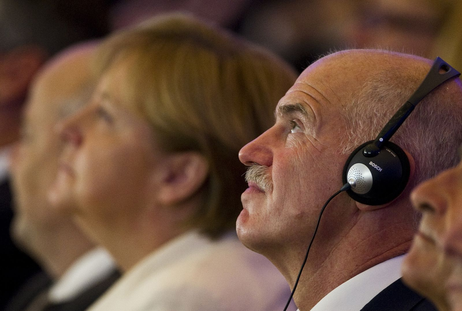 Papandreou Merkel Berlin