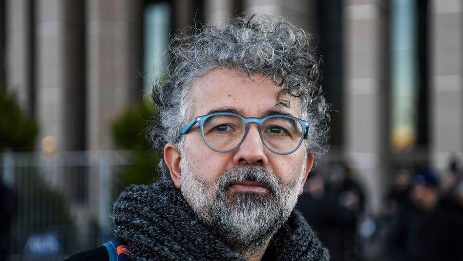 Erol Önderoglu: zwischenzeitlich in Untersuchungshaft
