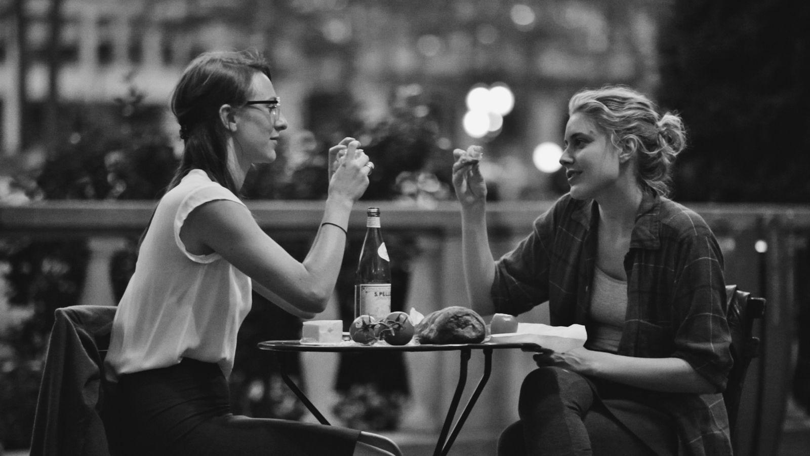 EINMALIGE VERWENDUNG Film/ Frances Ha