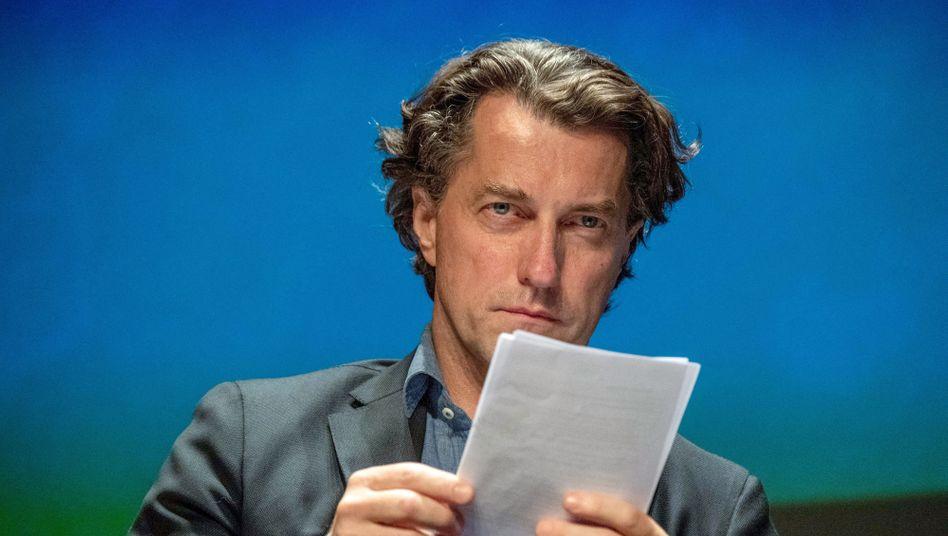 CNC-Direktor Dominique Boutonnat