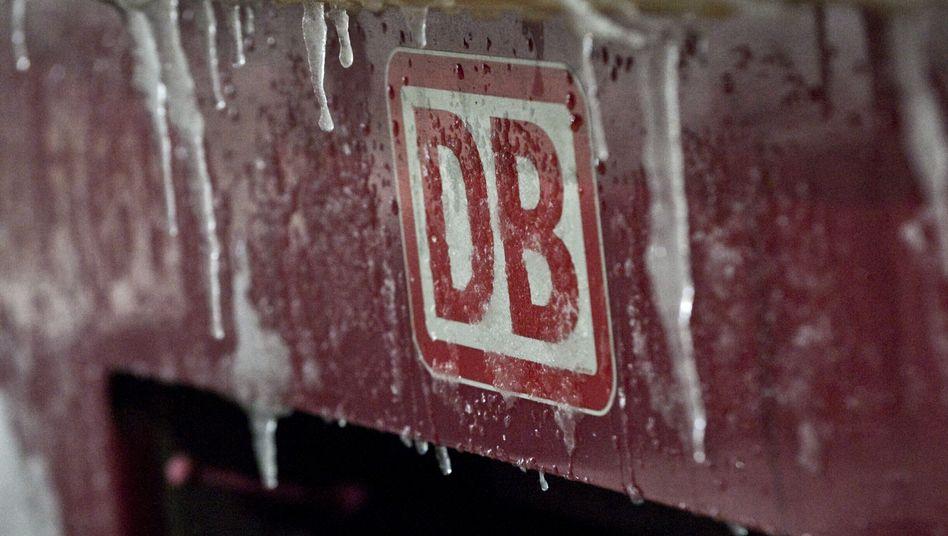 Eiszeit bei der Deutschen Bahn: Zu viel an den Reserven gespart