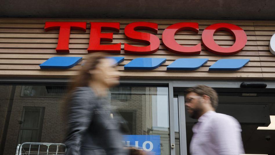 Tesco-Filiale in London: Unternehmen gelobt Besserung