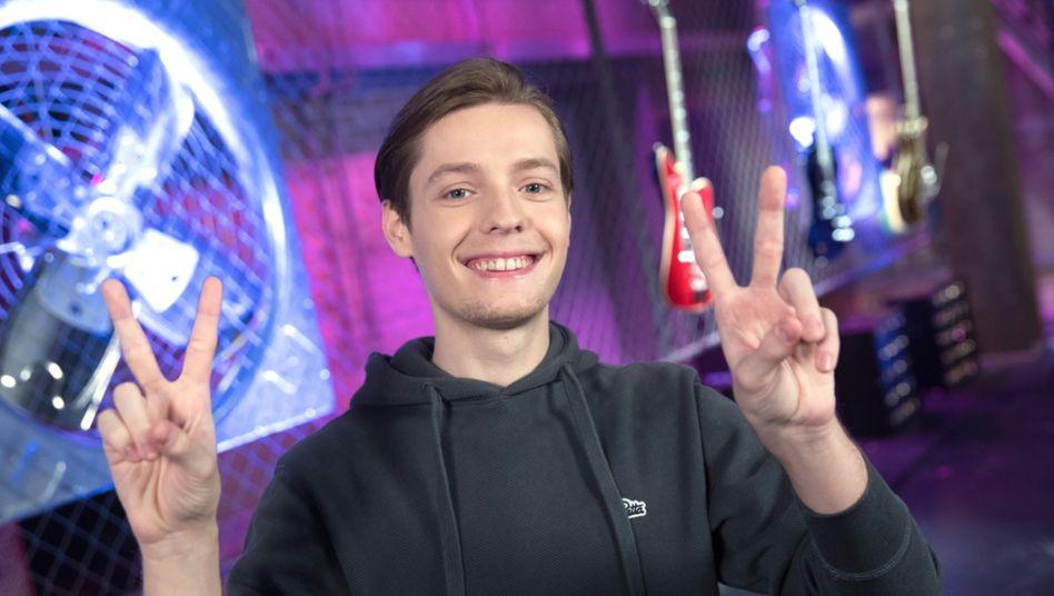 """Eurovision Song Contest: """"Voice of Germany""""-Zweiter Ben Dolic vertritt Deutschland"""