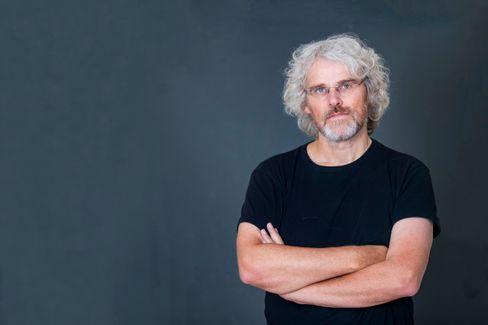Anti-Atomkraft-Aktivist Jochen Stay