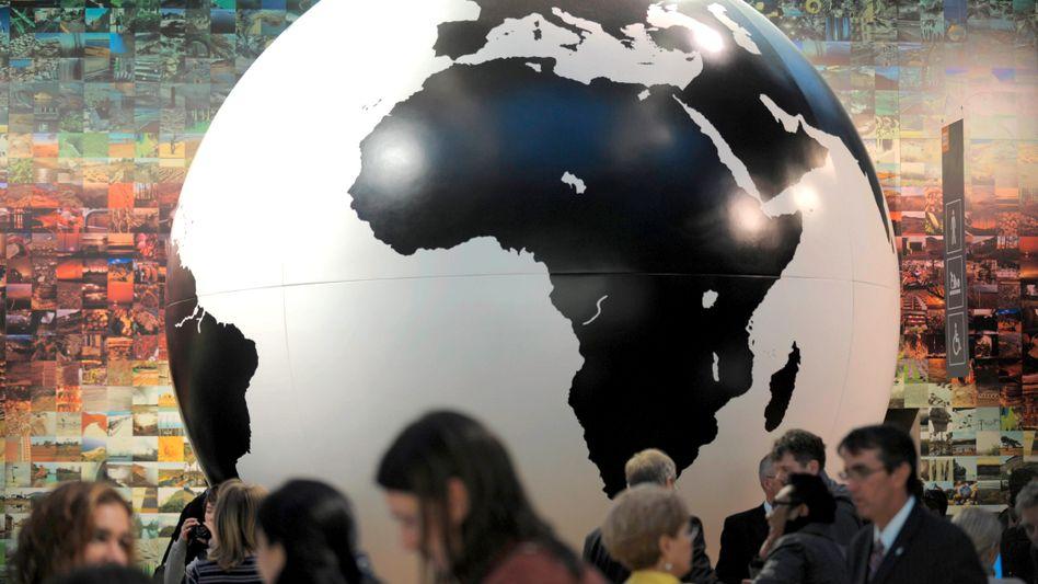 Globus-Modell: Weltbevölkerung könnte bis 2050 auf zehn Milliarden anwachsen