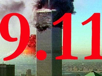 """""""9.11"""" - die amerikanische Datumsschreibweise für den 11. September wird zur Symbolzahl für alle, die dem selbst ernannten """"Propheten"""" glauben"""