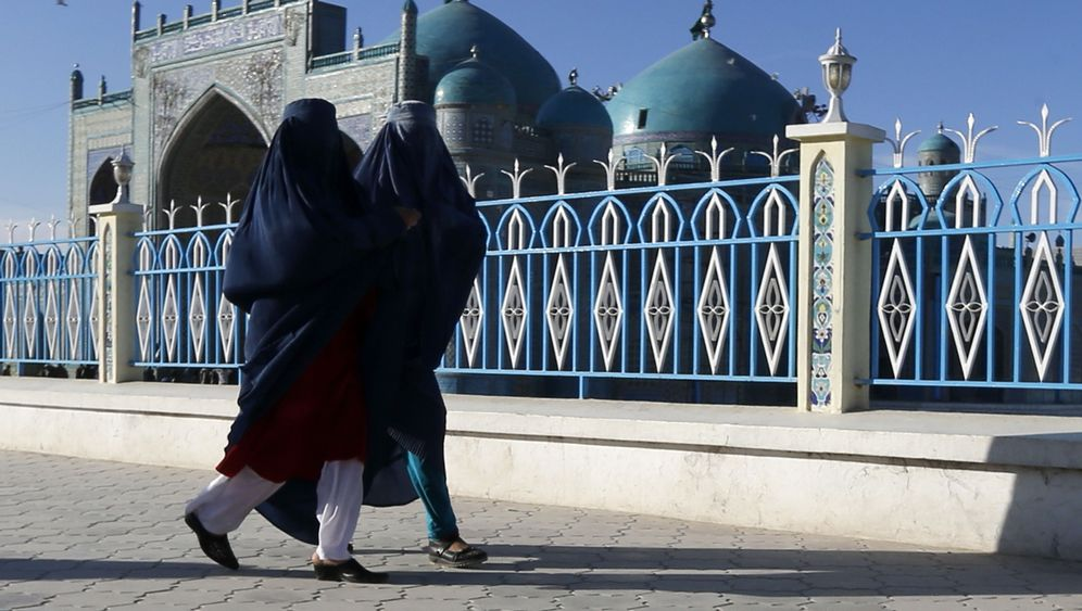 Photo Gallery: Rash of Suicides Plagues Afghanistan