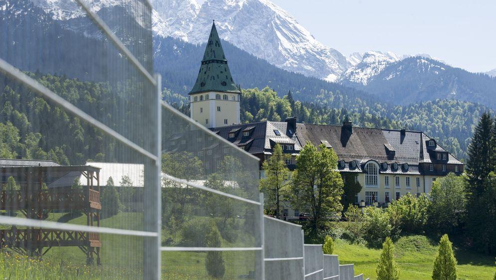 Königshaus am Schachen: Der Orient im Wettersteingebirge