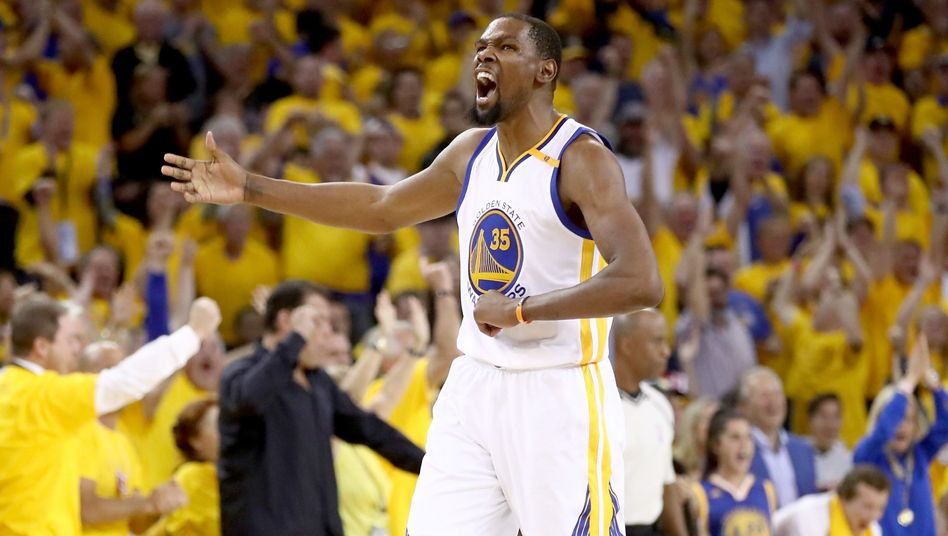 Golden-State-Star Kevin Durant