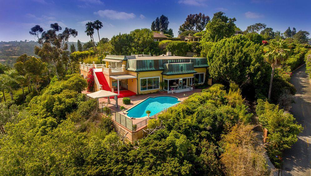 Zsa Zsa Gabors Villa: Ein Stückchen Hollywoodgeschichte