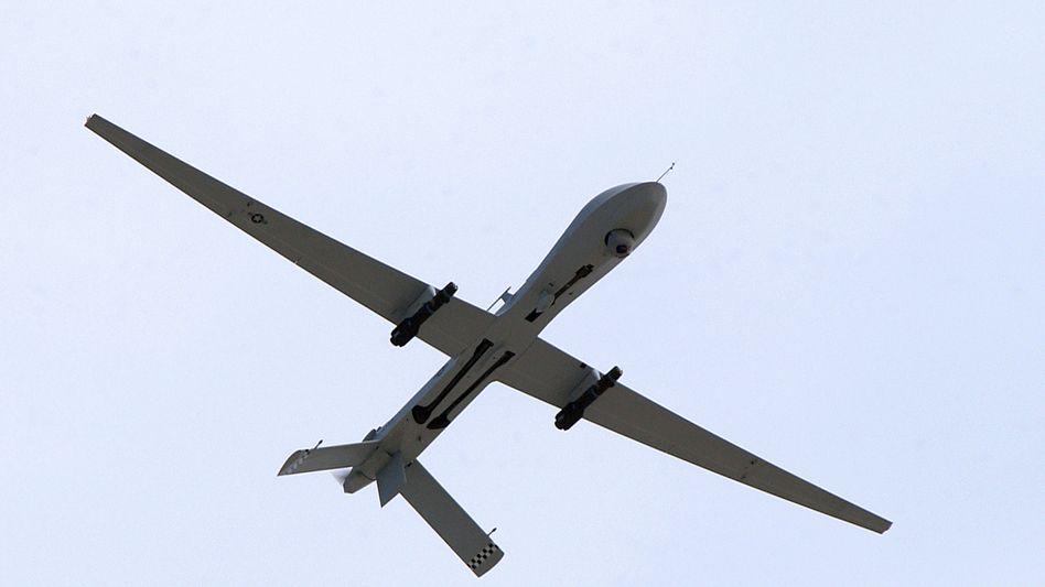 """""""Predator"""" mit """"Hellfire""""-Raketen: Votum für Anschaffung waffenfähiger Drohnen"""