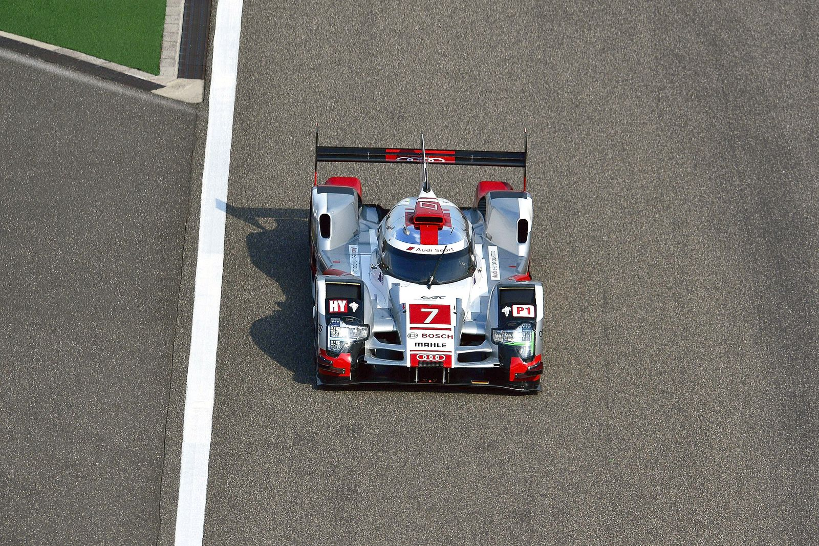 EINMALIGE VERWENDUNG Audi/ Le Mans