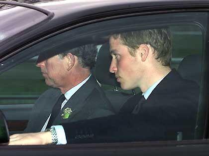 Bekommt 6,5 Millionen Pfund: Prinz William