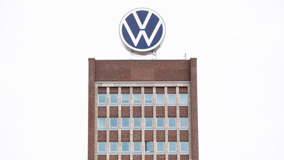 Volkswagen-Stammwerk in Wolfsburg