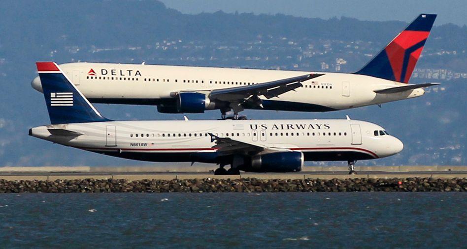 US-Flugzeuge (Archiv)