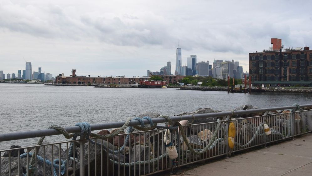 Flutschutz in New York: Ein Domino gegen die Wassermassen