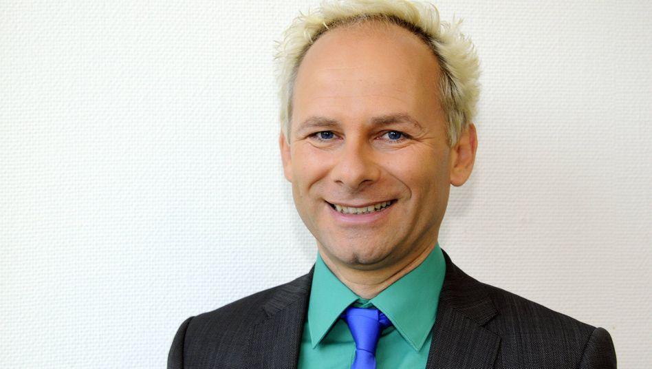 Verzichtet nach Manipulationsvorwürfen auf den renommierten Forscherpreis: Sozialpsychologe Jens Förster