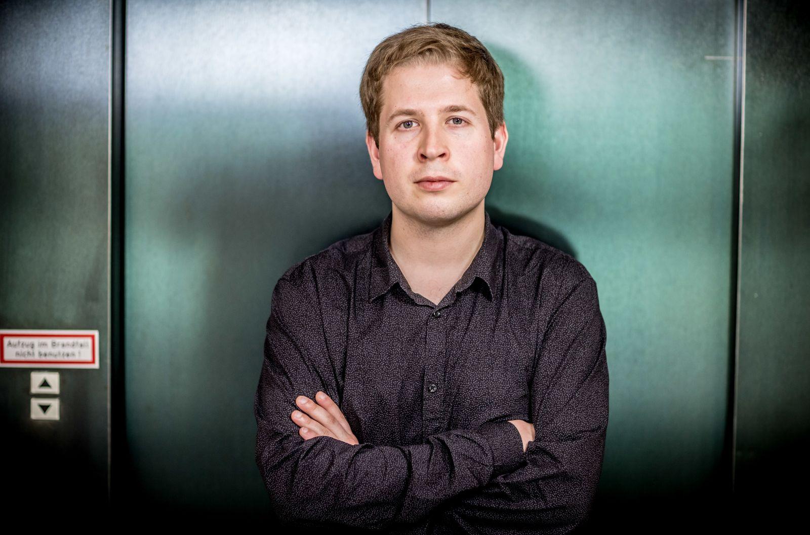 Coronavirus - Juso-Chef Kevin Kühnert