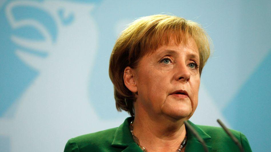 Kanzlerin Merkel: Auf der Suche nach dem nächsten Bundespräsidenten