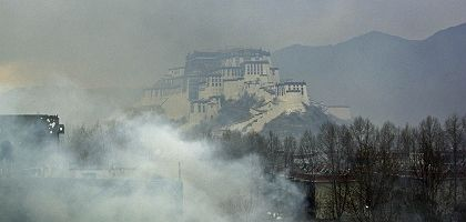 The protests in Lhasa spread like wildfire to other Chinese provinces.