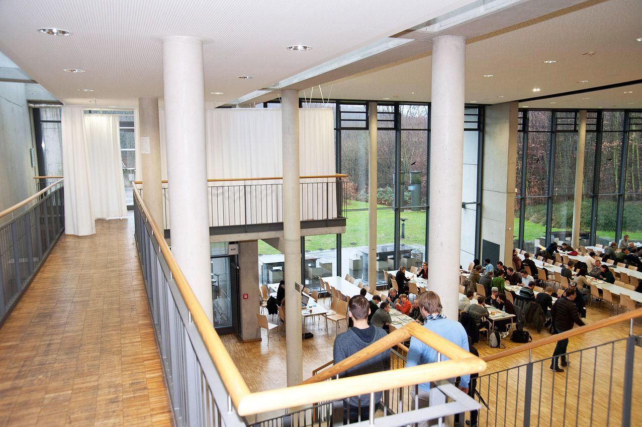 EINMALIGE VERWENDUNG Gebetsbalkon / Hochschule / Bochum