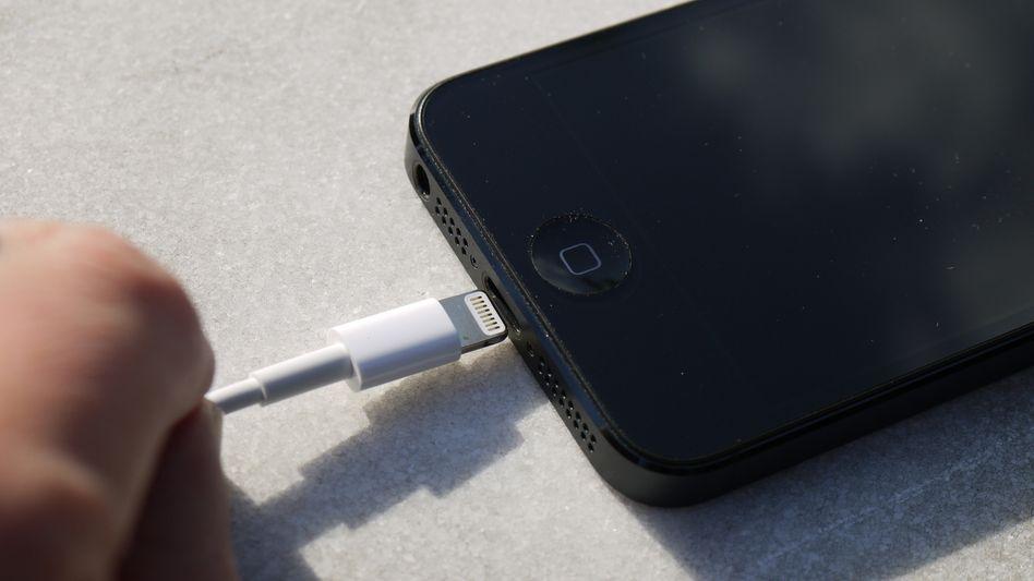 iPhone-Netzteilstecker: Potentielles Einfallstor für Hackerangriffe