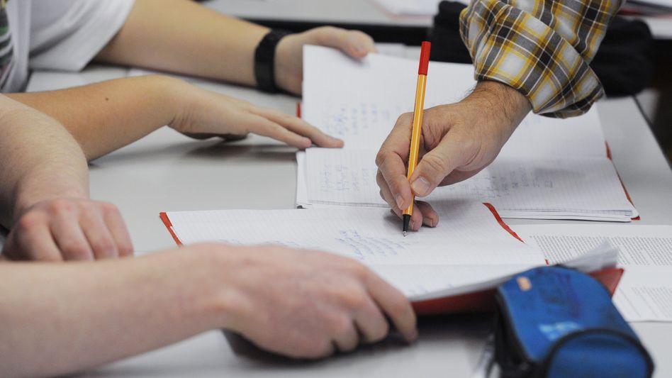 Mathematik-Test: Große Leistungsunterschiede zwischen den Ländern