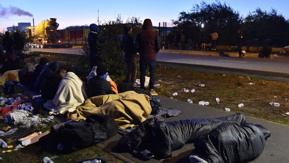 """Räumung des """"Dschungels"""": Schutzlos in Calais"""