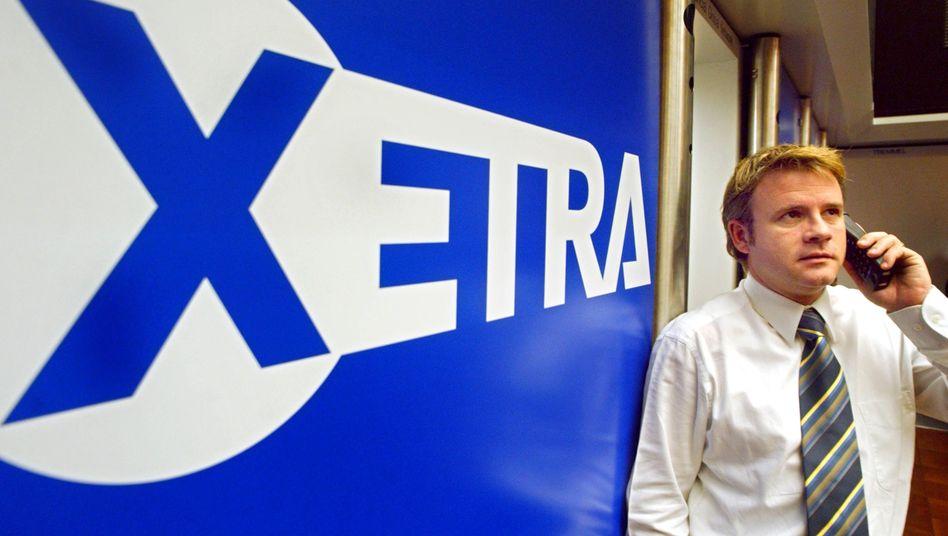 Technische Störung: Handel an Frankfurter Börse teilweise lahmgelegt