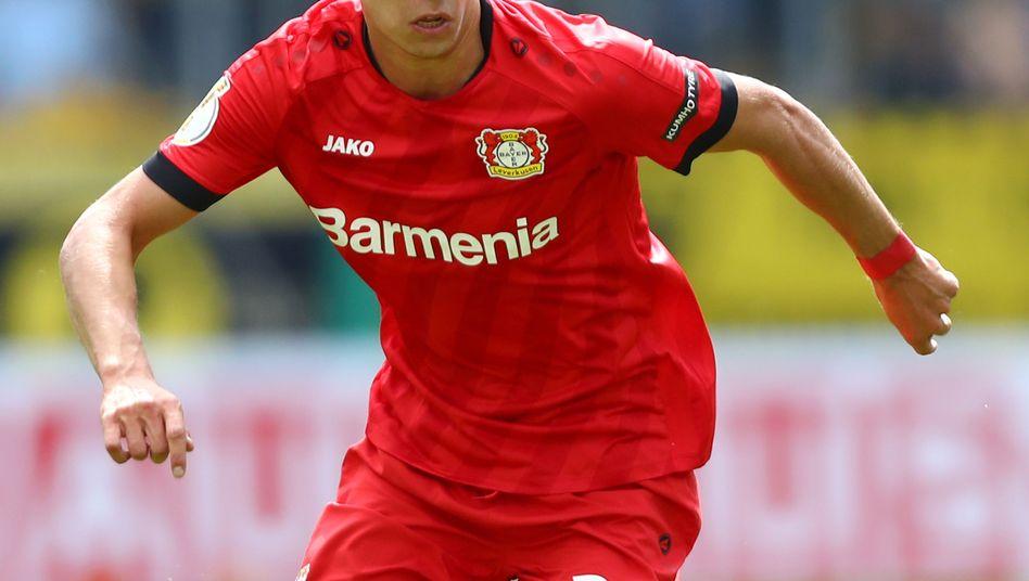 Leverkusens Kai Havertz: Bayer statt Bayern