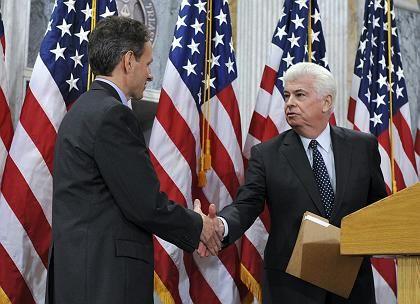 Bankenauschuss-Vorsitzender Dodd: Treibende Kraft für weitere Verschärfung