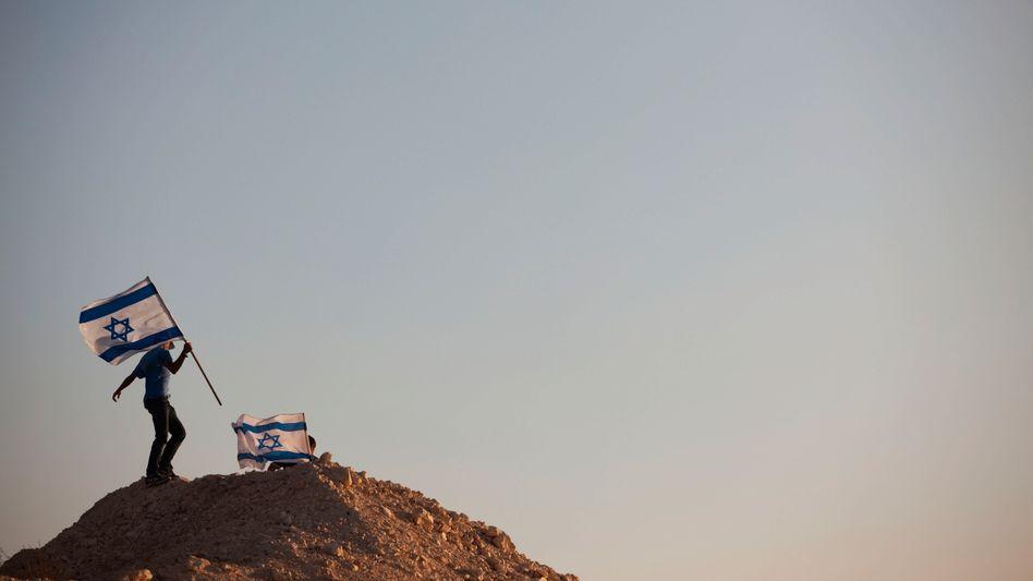 Siedler im Westjordanland: Sind die Israelis blind?