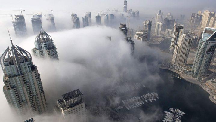 Baustellen in Dubai: Bedrohte Architekturvisionen